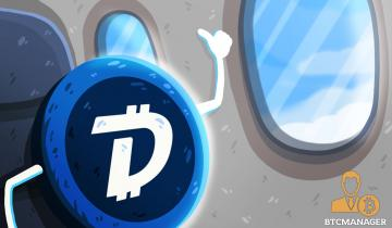 UTRUST Enables DigiByte (DGB) Payments for Over 650 Airlines
