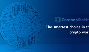 CardanoStaking – the Smartest Choice in the Crypto World