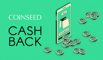 Coinseed: Cashback to Crypto App Launching Globally