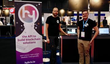 Non-Profit hybrix Promotes Blockchain Harmony at California Festival