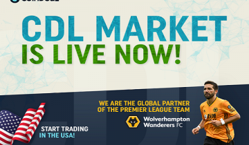 Global partner of the Premier League Team opens 13 crypto markets in the USA market