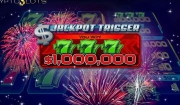 Why CryptoSlots are Offering Free Spins for their $1,000,000 Slot