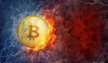 Bitcoin (BTC) Death Cross on the 4 hr Chart, Fall Imminent?
