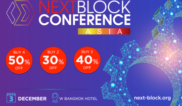 Bangkok To Host Next Block Asia 2.0 Affiliate Marketing In The Age Of Crypto This December