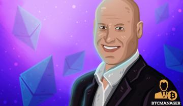 Joseph Lubin Discusses Cryptocurrency Regulations and Ethereum Competitors