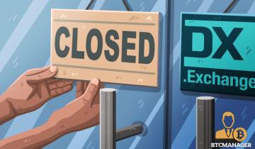 DX.Exchange Employees Press to get the Firm Dissolved