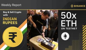 Binance Weekly Report: More Ways to Buy Crypto in Turkey, India, and… Troy?