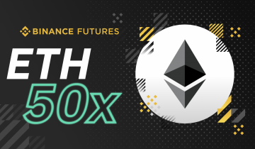 Binance Futures Trading Platform Launches ETH/USDT Contracts with 50x Max Leverage