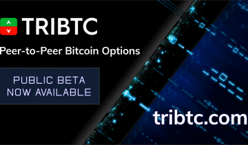 TRIBTC Launches BTC P2P Binary Options Beta Platform