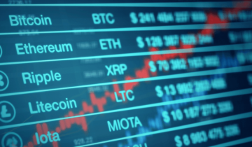 These are Top Five Weekly Performers in the Crypto-Market