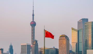 Hong Kong Blockchain VC Hires Former NEO Exec to Launch Shanghai Office
