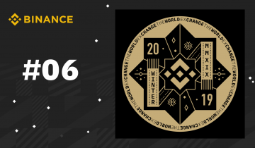Win 1 Of 10 Limited Edition Binance Nfts - Exchange The World 2019: Binance Collectibles Series 1