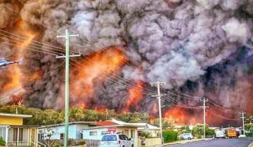 Donate crypto for Oz bushfires – get free nude pics?