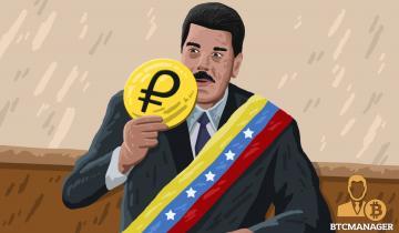 Venezuelas President Says Petro Cryptocurrency Critical to Economic Recovery