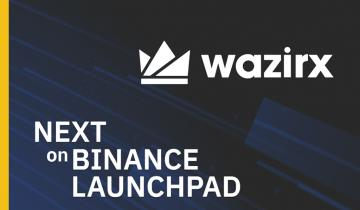 Binance Announces WazirX IEO on Its Launchpad