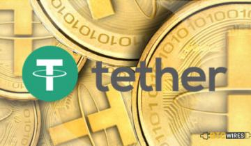 Tether is all gold-fingers in the Blockchain space