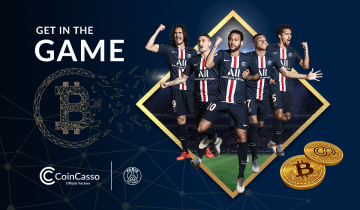 Crypto Exchange CoinCasso has Teamed Up With Paris Saint-Germain