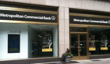 Crypto-Related Deposits Drop by Half at Metropolitan Commercial Bank
