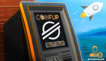U.S.: Stellar Lumens (XLM) Now Available In CoinFlip ATMs Across 450 Locations