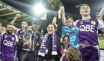 'It's the future': Perth Glory to be sold to cryptocurrency group
