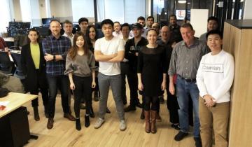 Nasdaq, Morgan Stanley Trading Vets Build Startup to Unite Crypto Market Price Ranges