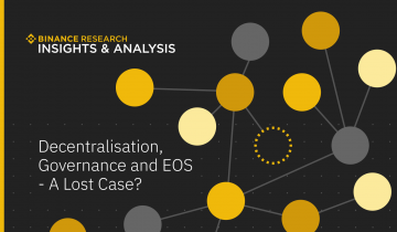 Binance Research Case Study: Is EOS Too Centralized?
