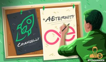 Changelly.com Adds AEternity (AE) Mainnet Token to the List of Exchangeable Cryptocurrencies