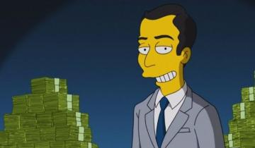 The weirdest thing about The Simpsons promoting crypto