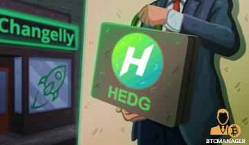 Hedgetrades HEDG Token Strengthens Its Market Position With Important Listing on Changelly.Com