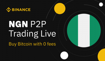 Binance Adds Nigerian Naira as Its First African Currency for P2P Trading