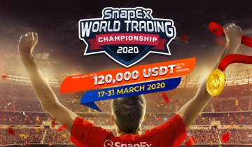 Crypto Trading Competition With up to 400 Winning Slots and Prize Pool of 120,000 USDT