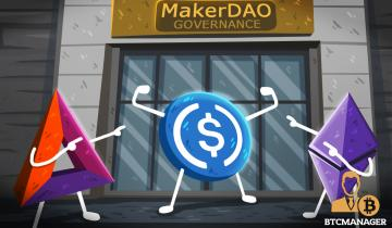 Makerdao (mkr) Adds Usd Coin (usdc) As Collateral Following $4m Bad Debt