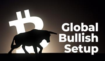 Bitcoin (BTC) Price Sees Global Bullish Setup. But There Is One 'If'.