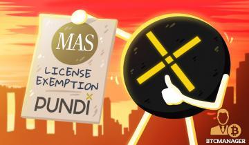 Blockchain Startup Pundi X Gets Limited License Exemption From Singapore Regulatory Body