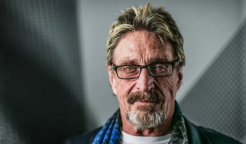 John McAfee Predicts Hyperinflation, Names Coins That Will Act as Safe Haven During COVID-19 Crisis