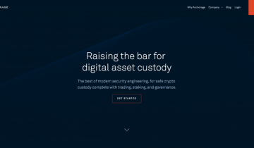 Anchorage Now Offers an 'Institutional Custody Solution' for XRP