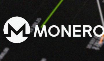 Monero price is the only one outperforming Bitcoin?