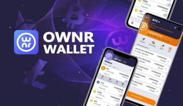 OWNR Wallet: Buy and Store Crypto Securely on Mobile and Desktop with OWNR