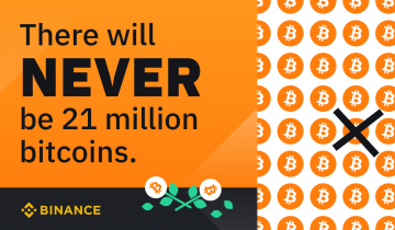 There Will Never Be 21 Million Bitcoins.