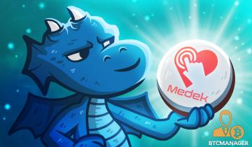 Dragonchain Enters the Blockchain Healthcare Space with Medek Partnership