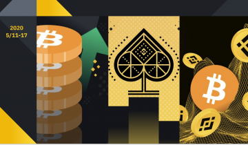 Binance Weekly Report: Leverages and Online Parties