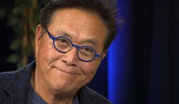 Robert Kiyosaki Names Tell-Tale Signs That It's Time to Buy Bitcoin