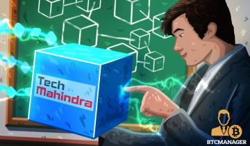 Indian IT Giant Tech Mahindra Launches Initiative to Equip Youth With Blockchain Skills