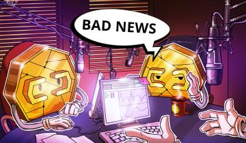 Whales Make Waves, Super Heroes Rise, and Bank Accounts Freeze: Bad Crypto News of the Week
