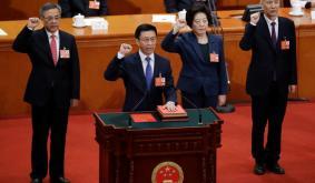 China, a U-turn in the Making?