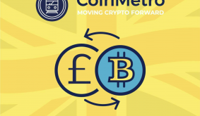 CoinMetro Opens Doors for UK Crypto Traders by Adding Support for GBP
