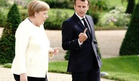 Queen Merkel and Emperor Macron Want to Go to Mars, Will They Take Bitcoin?