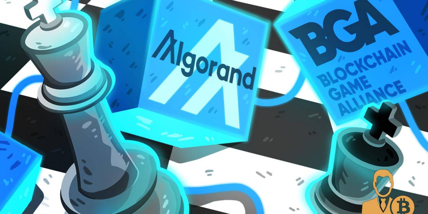 Blockchain Game Alliance Welcomes Algorand (ALGO) as Its Newest Member