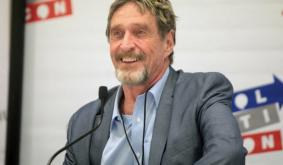 John McAfee Unveils Ghost Coin to Mixed Reactions