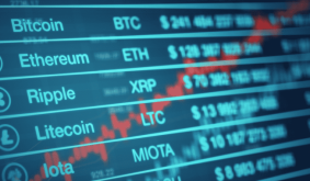 Here are the Top Weekly Performers in the Crypto-Market